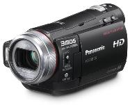 Panasonic HDC-SD100 und HDC-HS100