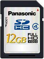 Panasonic stellt neue Linie von SDHC High Speed Speicherkarten für HD-Videoaufnahmen vor
