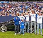 """Volkswagen zum ersten Mal """"zu Haus"""" bei Schalke"""