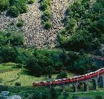 Albula/Berninastrecken und Tektonikarena Sardona sind neue UNESCO-Welterben