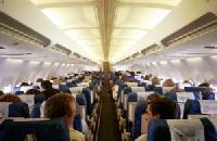Angst vorm Fliegen Umfrage: Jeder Neunte fühlt sich im Flugzeug unwohl