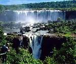 """Francis Ford Coppola prominenter Befürworter der Iguacu Wasserfälle bei der Wahl der """"New 7 Wonders of Nature"""""""