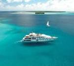 Kreuzfahrtschiffe, Segelboote und Frachter: Tahiti und ihre Inseln auf dem Wasserweg entdecken