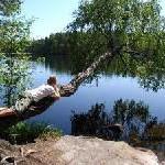 Ruska: Tausend Herbstfarben im Land der tausend Seen