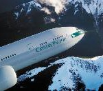 Cathay Pacific: Ergebnisse erstes Halbjahr 2008