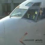 Air Baltic hat neuen Ticketschalter am Zürcher Flughafen