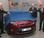 Start frei für den neuen Ford Fiesta