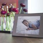 Das ist die Zukunft des Fotoalbums: Zwei neue digitale Bilderrahmen von Sony