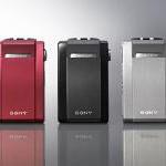 Die neue Sony Digitalkamera DSC-T500 kann Videos im High Definition-Format aufnehmen
