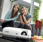 EH-TW420: Vielseitiger Epson HD Ready-Projektor für Film, Sport- und Spielprojektion