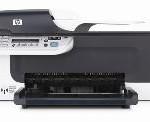 Allrounder für effiziente Büroarbeit – Der neue HP Officejet J4624 All-in-One-Drucker
