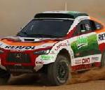 Mitsubishi im Marathon-Rallye-Sport