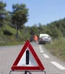 Autopannen: Fliegendes Warndreieck