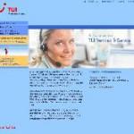 Neu im Internet: TUI Vertrieb & Service GmbH