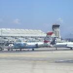 Verkehrsergebnis der Austrian Airlines Group für Januar bis August 2008