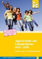 Intercontact präsentiert neuen Jugendreisenkatalog