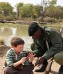 Große Safari-Erlebnisse für die ganz Kleinen