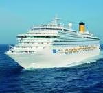 """""""Costa Magica"""": 2009 das größte Kreuzfahrtschiff in Kiel"""