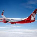 Air Berlin auch im September mit besserem Erlös
