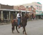 Cowboy-Urlaub in Texas