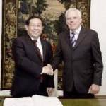 Chinesischer Wissenschaftsminister bei Volkswagen