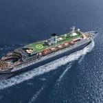 Kreuzfahrt: Mehr als 100 Millionen Euro Umsatz