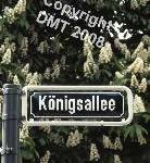 Weihnachtszeit in Düsseldorf: Shopping-Boom statt Finanzkrise