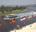 Kreuzfahrt: Flussreisen mit Foto und Flammen
