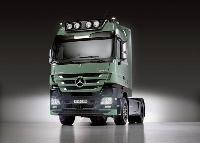 Mercedes-Benz Lkw: Trucks you can trust