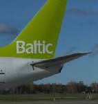 Deutliches Passagierplus bei Air Baltic