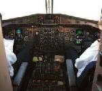 Business-Jets fliegen der Finanzkrise davon