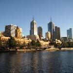 Sonnige Weihnachten in Melbourne