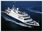 SeaDream-Schiffe erweitern ihre Routen – Fünf-Sterne-Luxusliner laufen 2009 neue Häfen an