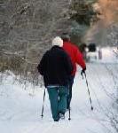 Warum Nordic Walking im Winter? Die Alternative für Skimuffel an der ostsee*laufküste