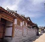 Wohnen auf koreanisch – Das Namsan Hanok Dorf
