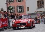 Österreichs Klassiker unter den Oldtimer-Rallyes: 22. Kitzbüheler Alpenrallye: 3 – 6. Juni 2009