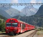 Neues Ameropa Angebot: Führerstandsfahrten über die Schweizer Alpen