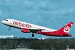 Air Berlin: Mehr Passagiere und höhere Auslastung in 2008
