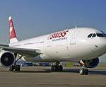 Swiss im Jahr 2008 mit Passagier- und Frachtrekord