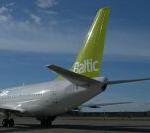 Air Baltic auf der CMT