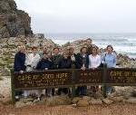 Expedienten im Golfrausch in Südafrika