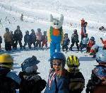 Schneevergnügen für Kinder mit Snowli, Magic Park und Skisafari