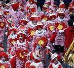 3 Tage Karneval in Köln 2009