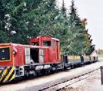 Pendler und Bahnreisende müssen auf Anordnung der EU Containerzügen Platz machen