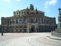 """Dresden von Semperoper bis """"Lößnitzdackel"""""""
