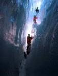 Neueröffnung: Eiswelt am Hintertuxer Gletscher