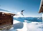 """""""Ski fahren ohne Kompromisse"""" in der Gamsstadt Kitzbühel"""