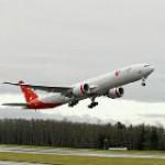 First Australian Boeing 777 Goes to V Australia