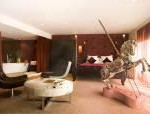 Modernes Design im myhotel Brighton