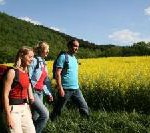 """Flach, leicht – wanderbar!"": Wandern ohne Höhenangst"